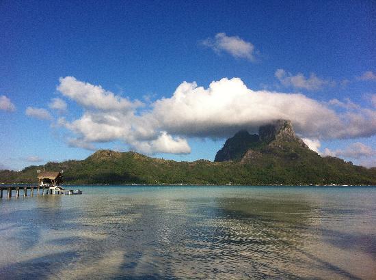Eden Beach Hotel Bora Bora : Sergey Vakhov