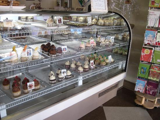 CupCapes of Falmouth: A case full of cupcakes