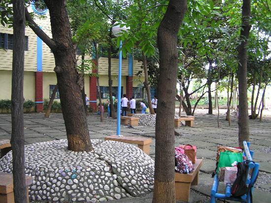 Taman Hutan Tropis: Sporthall