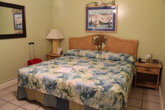 Sea Dell Motel: our room