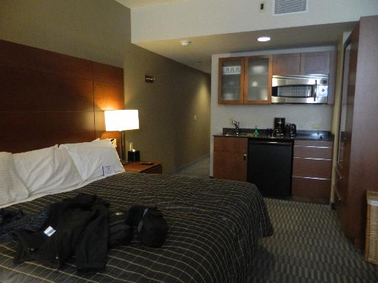 River Hotel: suite