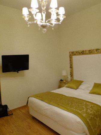 Al Bailo di Venezia: main bedroom