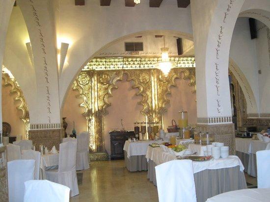 Carlos V Hotel : Restaurant.
