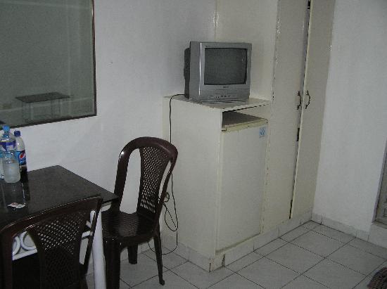 Elaville Apartelle: room