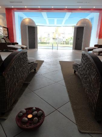 Mitsis Galini Wellness Spa & Resort: Spa lounge