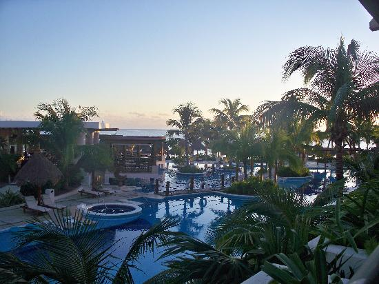 Excellence Playa Mujeres: View from our room