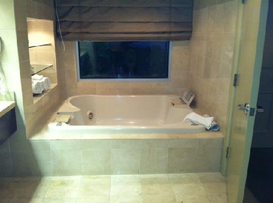 Harrah's Gulf Coast: Garden Tub