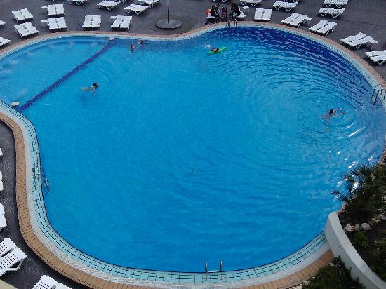 Aqua Hotel Aquamarina : piscine