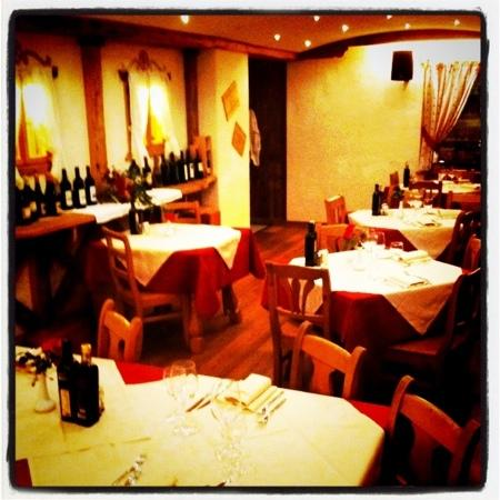 Ristorante Do'Vea: interno dovea