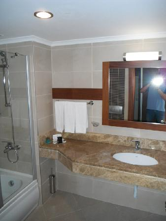 Amelia Beach Resort & Spa: Bathroom