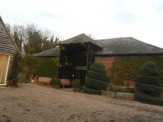 Tonge Barn - Main barn