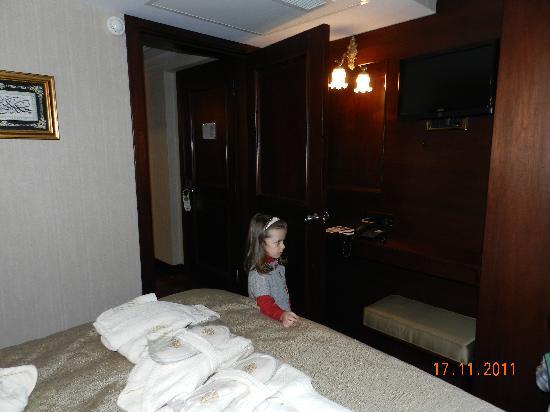 Burckin Suites Hotel: Room view
