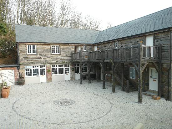 Stocks Hotel: The HayLoft Building