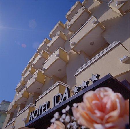 Hotel IDA: Fronte