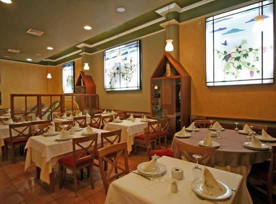 Caldas de Reis, Spain: Comedor