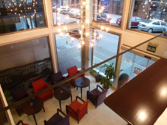 Hotel La Arena: hall