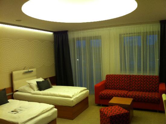 Hotel Vitality : Interior of the room
