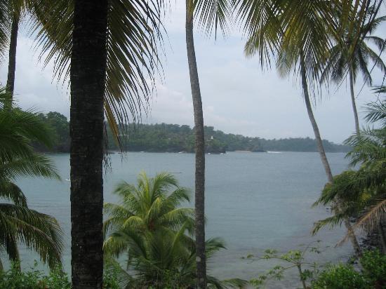 Sao Tome Island, São Tomé e Príncipe: Paraíso não acha?