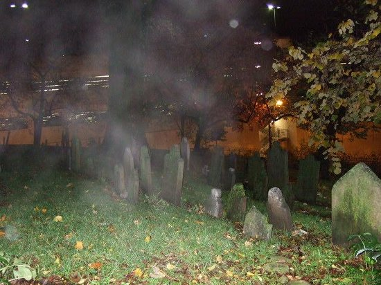 Haunted Knoxville Ghost Tours