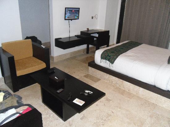 Legian Guest House: une des chambres