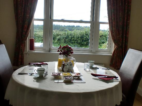 Trotton, UK: Breakfast Room