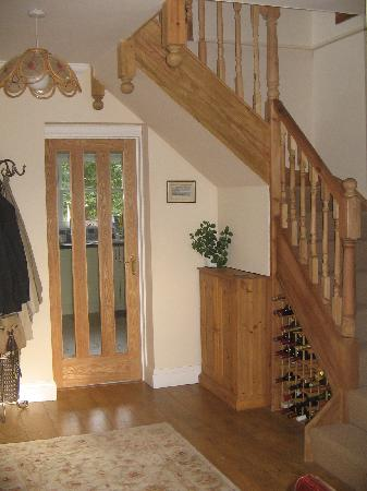 Trotton, UK: Entrance Hall