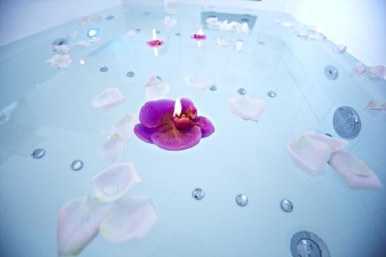 Frederik VI's Hotel: Therapy bath in the Wellnescenter