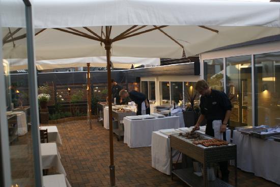 Frederik VI's Hotel: Chefs on the Terasse
