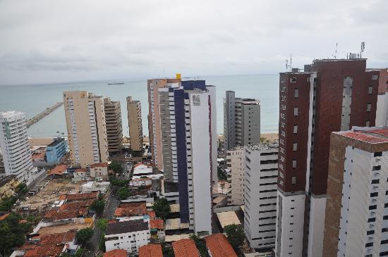 Novotel Fortaleza : vue de la chambre