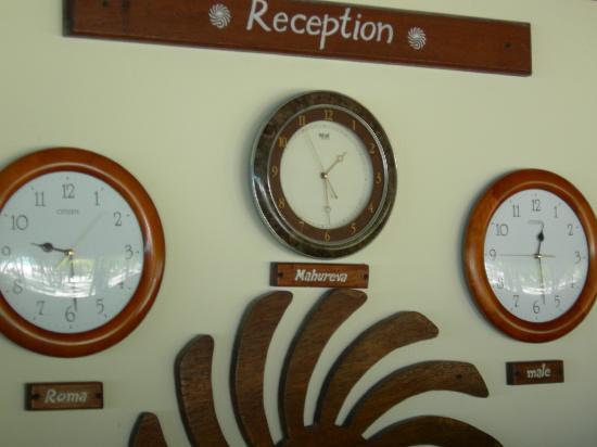Mahureva: reception