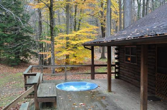 Cheat River Lodge and Riverside Cabins