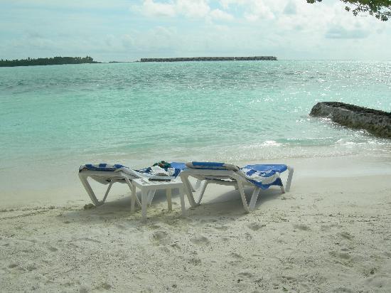 Mahureva: 'nostra' spiaggetta...