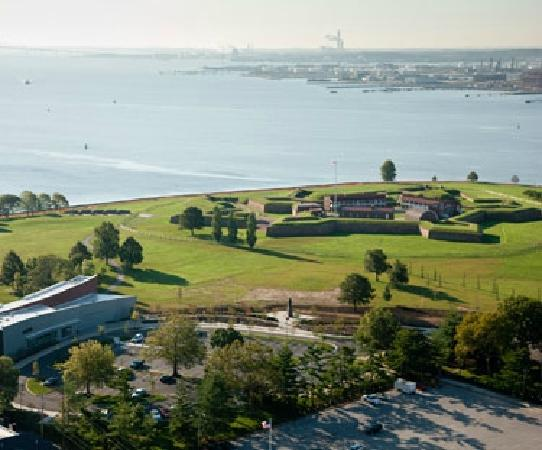 Baltimore, MD: Fort McHenry