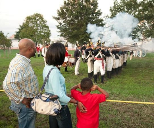Baltimore, MD: Fort McHenry - Defenders Day