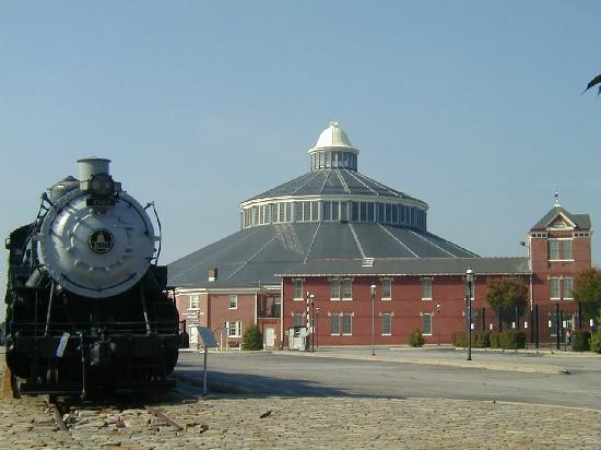 Baltimore, MD: B&O Railroad Museum