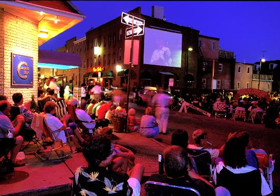 Baltimore, MD: Little Italy Outdoor Film Festival