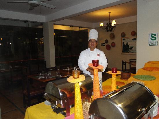 Casa Andina Classic Nasca: cook