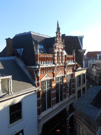 Parkhotel Den Haag: Aussicht vom Balkon
