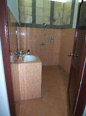 Meriki: il bagno