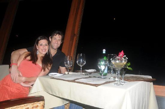 The Springs Resort and Spa: dinner at Las Ventanas