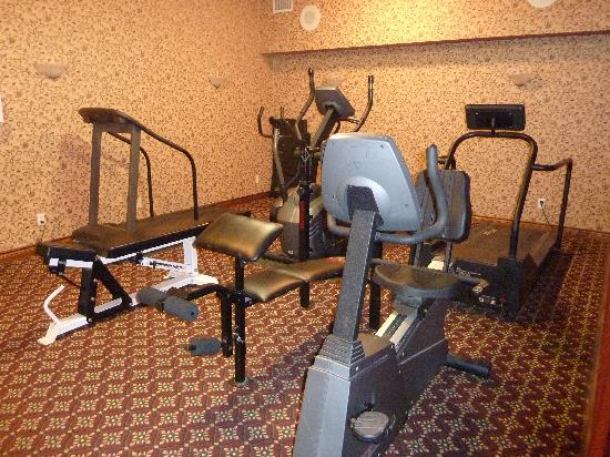 Bayview Wildwood Resort: gym