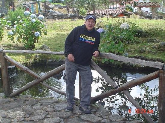 Hotel Paramo La Culata: Area del Laguito