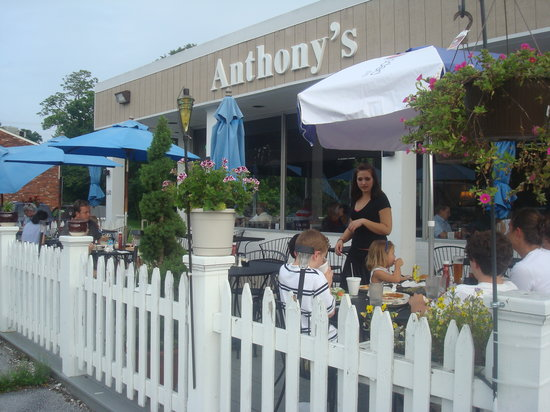 Anthony S Italian Restaurant Purcellville Va