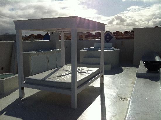 Bahiazul Villas & Club: Rooftop 2