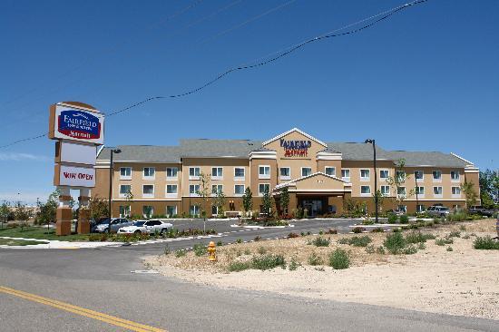 Fairfield Inn & Suites Boise Nampa: Exterior