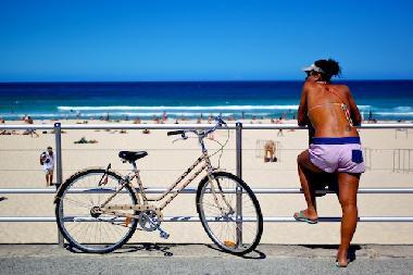 Bondi Beach Surf Lifestyle