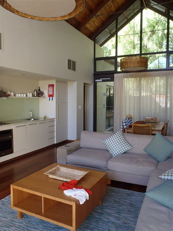 Pullman Bunker Bay Resort Margaret River Region: Villas are well appointed and classy.