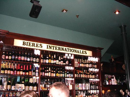 Pub Saint-Alexandre: restaurant