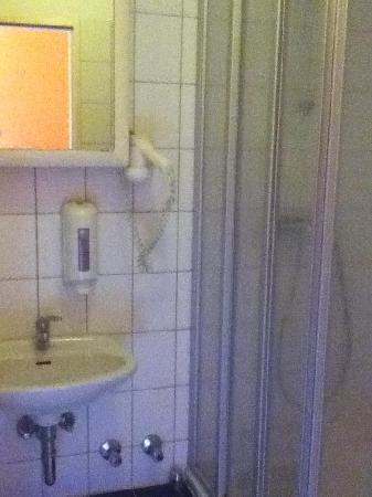 แฟรงก์เฟิร์ต โฮสเทล: Bathroom
