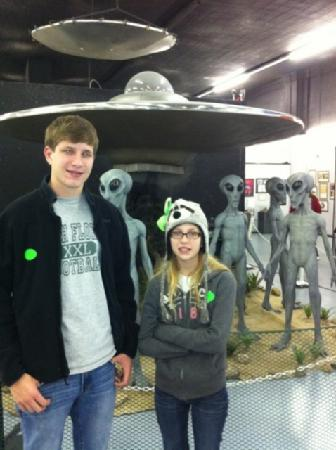 Roswell, NM: UFO Museum